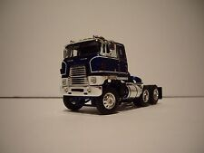 DCP 1/64 BLUE AND WHITE INTERNATIONAL TRANSTAR COE