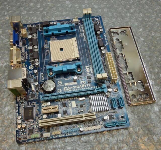 Gigabyte GA-A55M-DS2 AMD Display Driver for Mac