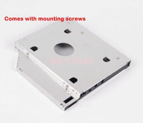 for Lenovo IdeaPad Z570 Z575 Z580 G575 2nd Hard Drive SATA HDD SSD Caddy Bay