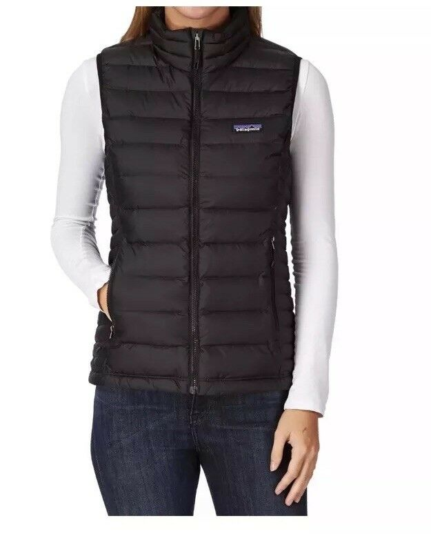 NWT Patagonia Womens Down Sweater Vest Size XS
