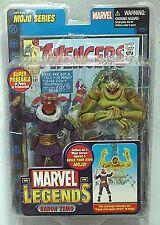 Marvel Legends Mojo Series Baron Zemo Action Figure Mint Unopened