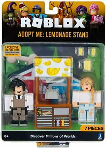 How To Make A Lemonade Stand In Roblox Adopt Me Sealed Roblox Celebrity Collection Adopt Me Lemonade Stand Core Pack 191726021971 Ebay