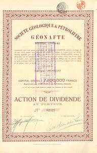 Societe-Geologique-amp-Petrolifiere-GEONAFTE-SA-accion-1923