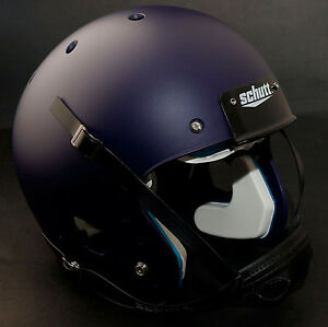 Color: FLAT PURPLE *NEW* Schutt AiR XP Football Helmet ADULT LARGE