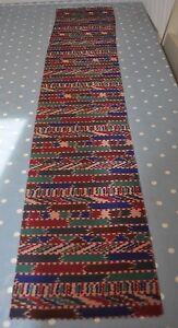 Scarf-in-Liberty-Varuna-Wool-aztec-style-grey-blue-green-cream-red-brown