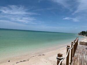 Venta de lotes en la playa de Chicxulub Puerto