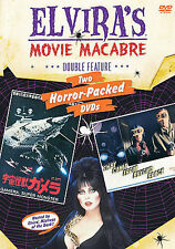 Elvira's Movie Macabre: Gamera, Super Monster/They Came from Beyond Space NTSC,