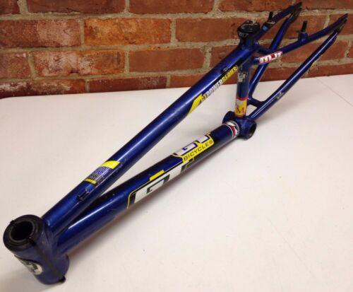 GT Power Series Expert BMX Frame - Haro Intense GHP Bombshell Sinz Chase MCS