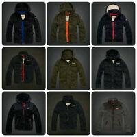 Hollister By Abercrombie Men's Outerwear Hoodies Jacket Size:s M L Xl