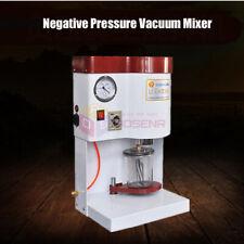 Dental Lab Equipment Dental Negative Pressure Vacuum Mixer Vacuum Blender