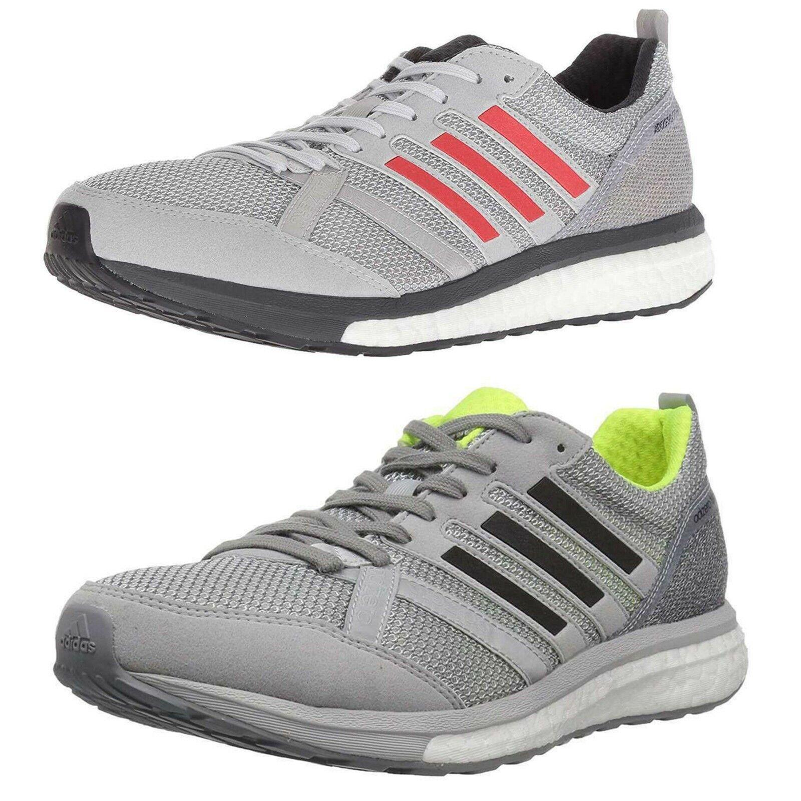 Adidas para hombre adizero tempo boost 9 correr zapatillas nuevos Zapatos de entrenamiento cruzado