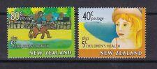 Nuova Zelanda New Zealand 1997 Pro opere sanità dell'infanzia - 1661-62 MNH