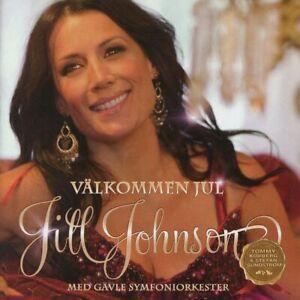 """Jill Johnson - """"Välkommen Jul"""" - CD Album - 2012"""