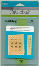 Cuttlebug 4.25x5.75 Embossing Folder *Dutch Tulips /& 1.25x5.75 Border* 066526