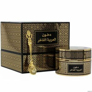 Arabian oud bakhoor//bakhour incense Dokhon Al Arabia Deluxe 50 gms