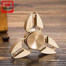 HANd Tri Spinner Fidget Desk Toy EDC Stocking Stuffer Kids/Adult Best Finger Toy