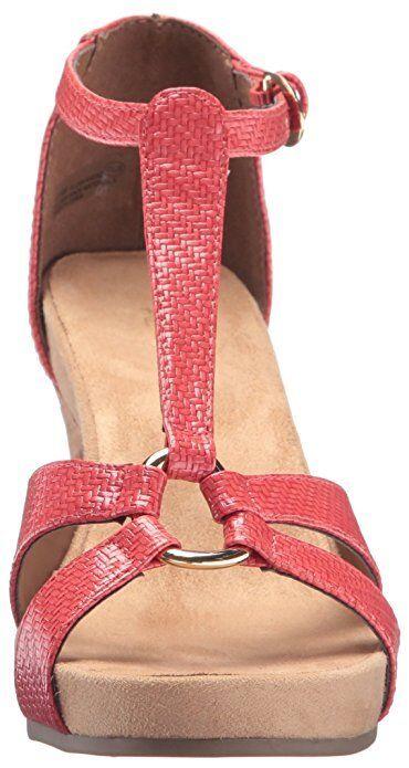 Aerosoles Women's Plush Ahead Wedge Sandals