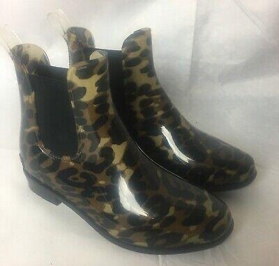 Lauren Ralph Lauren Brown TALLY Leopard