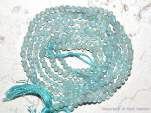 Aquamarine-2-5mm-Round-Gemstone-Beads-14-5-034-Str-Pick-A-Lot