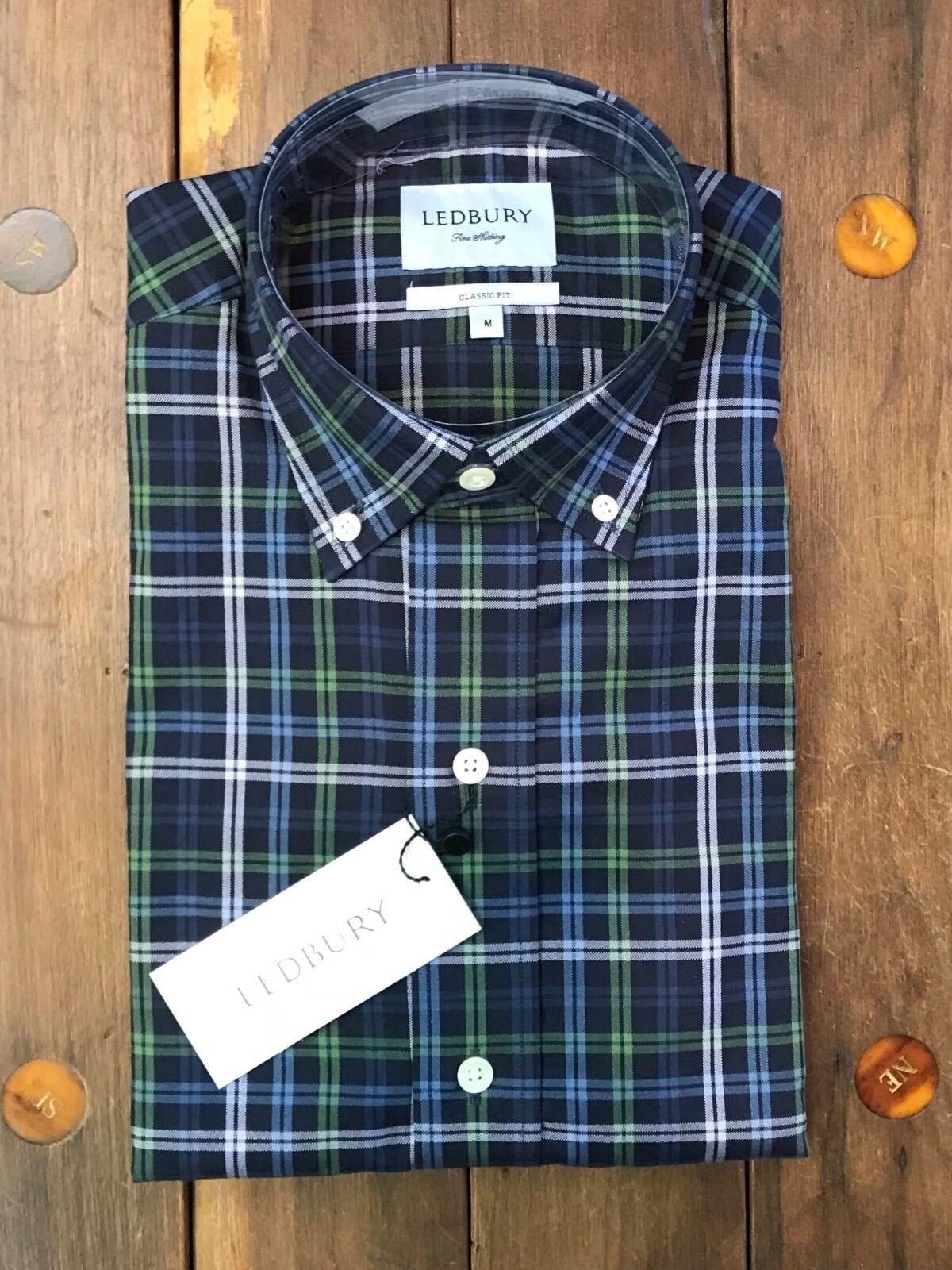 Ledbury Sport Shirt - The Knapp Oxford - Classic Fit