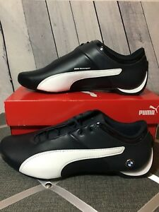 Details about ~NEW NIB Men's Puma BMW Future Cat MS Sneakers Shoes 305987 01 Navy Ultra Drift