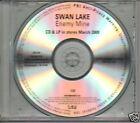(939B) Swan Lake, Enemy Mine - DJ CD
