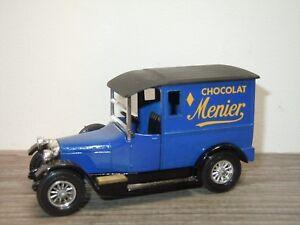 1927-Talbot-Van-Chocolat-Menier-Matchbox-Yesteryear-Y-5-33819