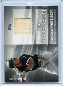 2020-Topps-Series-1-Major-League-Material-Relic-MLM-TA-Tim-Anderson