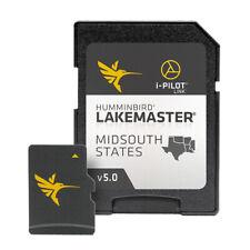 Humminbird LakeMaster Chart Midsouth States V5 - 600009-9