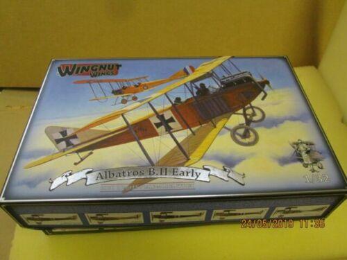 32 Albatros B Wingnut Wings Wingnut Wings32046 B.II 32046 1 II Early Model Kit Sets