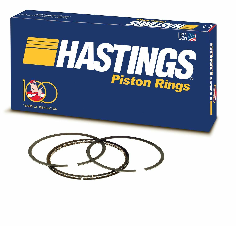 Hastings 2C595030 8-Cylinder Piston Ring Set