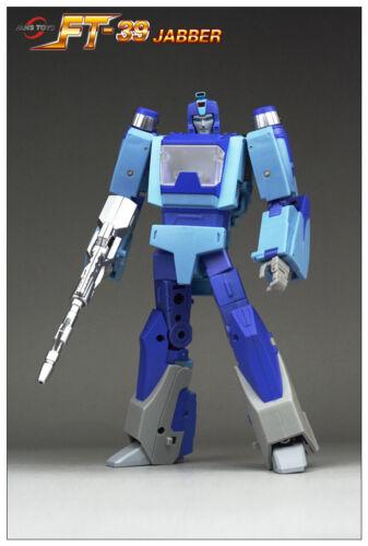 Pre-order Transformers Fanstoys FT-39 FT39 Jabber G1 Blurr Action Figure