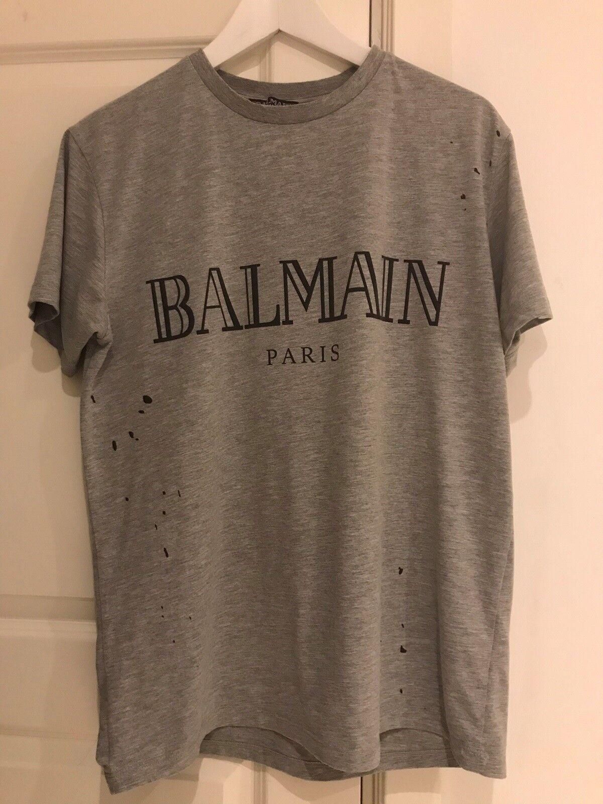 T shirt, Balmain, str. L