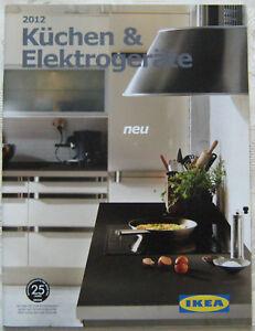 Details zu IKEA Katalog Küchen & Elektrogeräte 2012