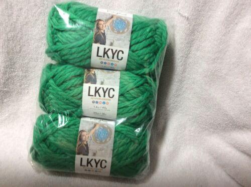 Pack Couleur Trèfle environ 7.62 cm Lion Brand London Kaye lkyc Fil 3 in