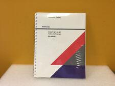 Tektronix 070 8688 05 Tas475 Tas485 Analog Oscilloscope Instruction Manual New