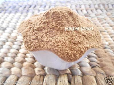 100g Tongkat Ali 100:1 Root Extract Powder (Pasak bumi) Longjack with Free Ship