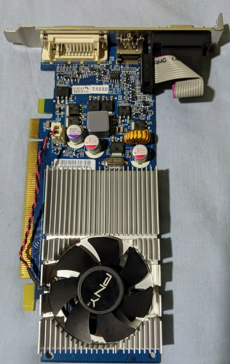 Video Card PNY GeForce GT 220 1gb (GMGT 220 N 2 and 1 FHPB)