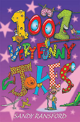 1 of 1 - 1001 Very Funny Jokes, Ransford, Sandy, New Book