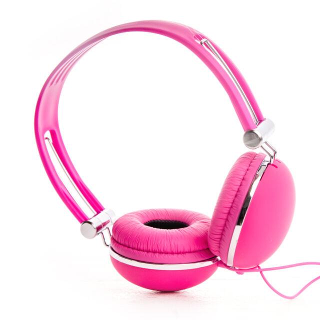 Adjustable Over-Ear Earphone Headphone Kids Childs for iPod MP3 MP4 PC iPod TV