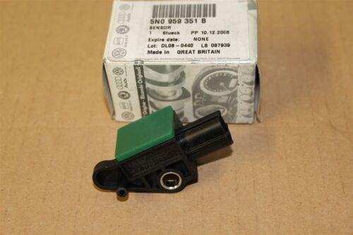 Airbag crash sensor CC Passat Sharan Tiguan 5N0959351B New genuine VW part