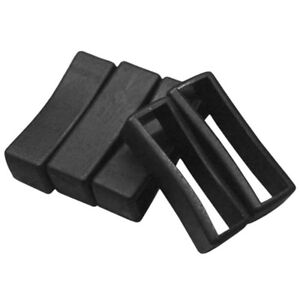 10pcs-Black-Rubber-Watch-Strap-Buckle-Band-Keeper-Hoop-Loop-Holder-Retainer-Ring