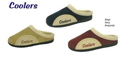 mens clog style slippers