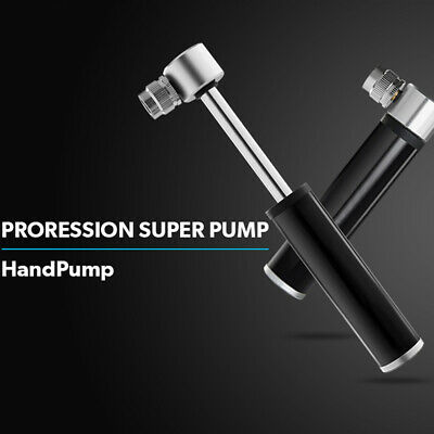 Mini Fast Bike Hand Pump Portable Tyre Ball Inflator for Presta Schrader Valve