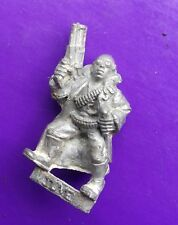 Juve stub pistol delaque gang Necromunda metal figure citadel gw games workshop