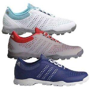 Womens Adidas Adipure Sport Golf Shoe