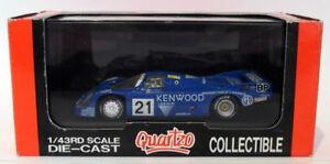Quartzo-1-43-Scale-Q3052-Porsche-956-Long-Tail-Kenwood-21-Le-Mans-1983