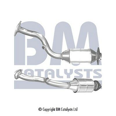 Catalytic Converter Exhaust 91749H 2 03//07-4//08 For NISSAN QASHQAI