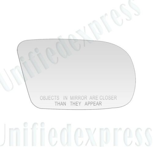 See Compatibility List REPLACEMENT-MIRROR-GLASS+ADHESIVE~RIGHT PASSENGER SIDE
