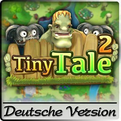 Tiny Tale 2 - Den Elfen helfen - PC - Windows XP / VISTA / 7 / 8